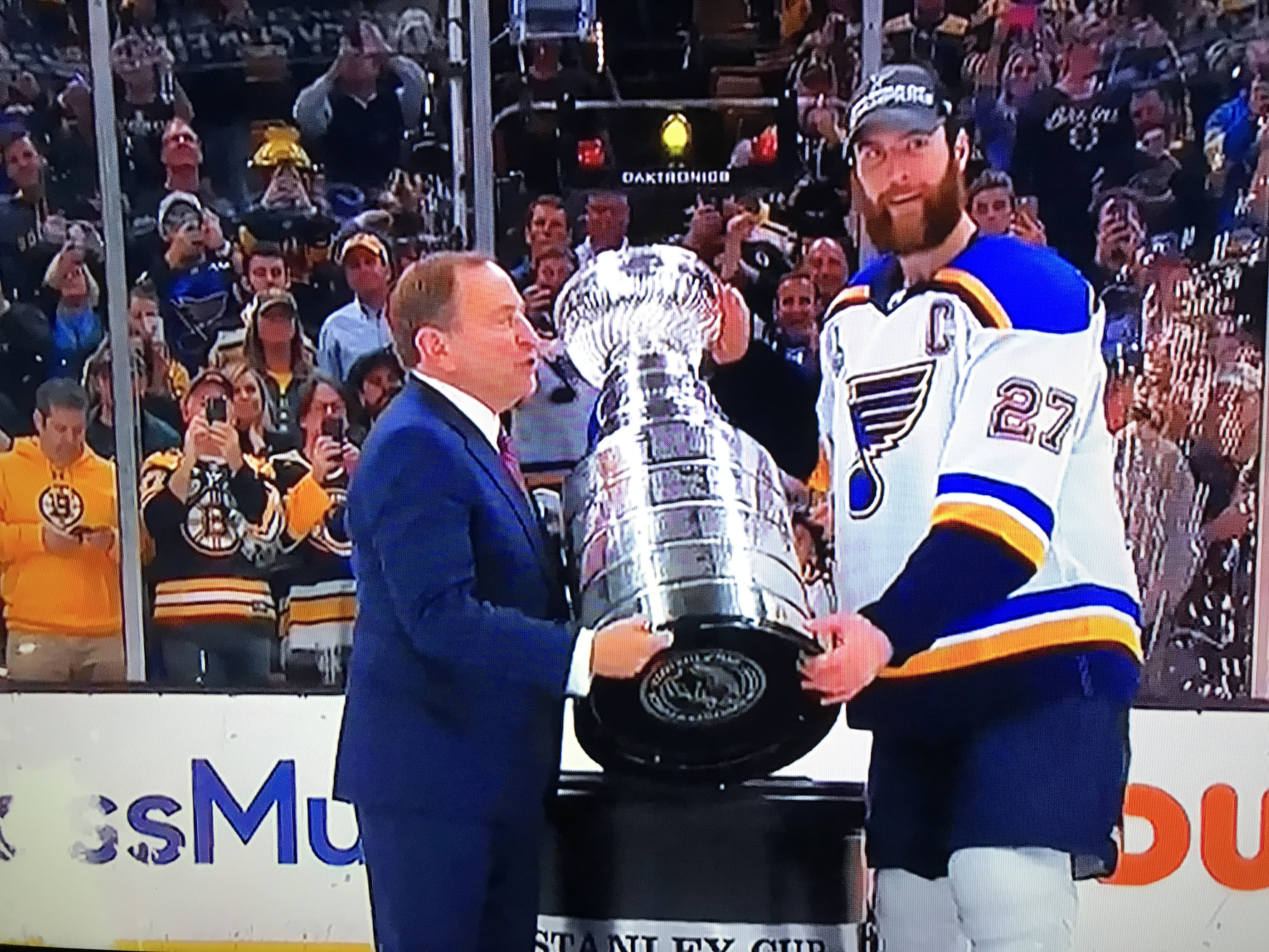 Congratulations To The St Louis Blues 2019 Stanley Cup Champions